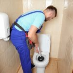 commercial plumbing repair in Asheville, NC